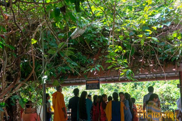Naga temple