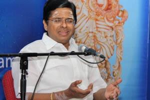 Dr R Ganesh