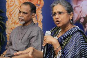 Preeti Patkar & Praveen Patkar