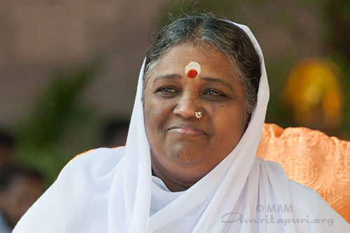 Amma, Sri Mata Amritanandamayi Devi